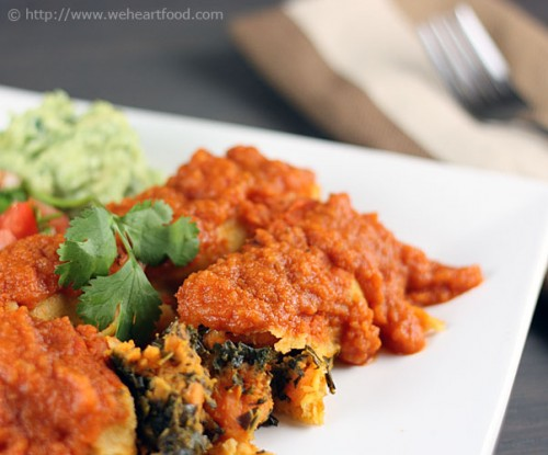 sweetpotatoenchiladas
