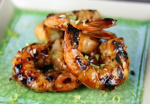 honeyglazedshrimp