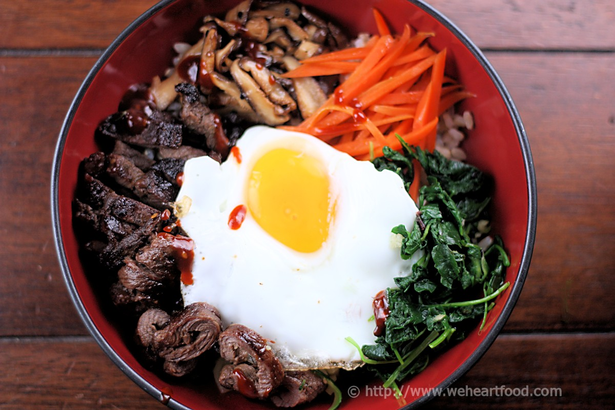 Boo-ya! Bibimbap! (for cheaters) » We [Heart] Food