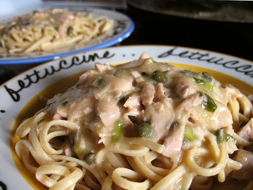capers in white wine sauce pasta with tuna and capers in white wine ...