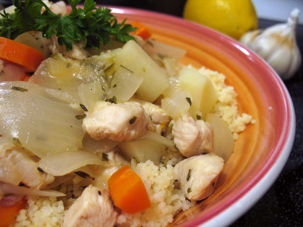 Chicken Yassa Recipe — Dishmaps