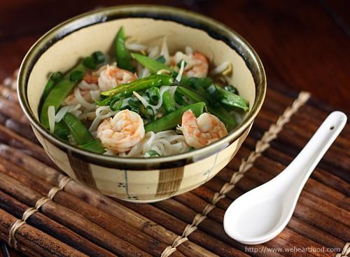 Chicken & Shrimp Laksa